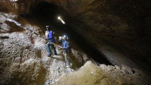 Guldgruva i Zimbabwe