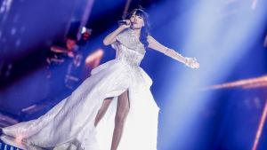 Dami Im representerar Australien i Eurovisionen 2016.