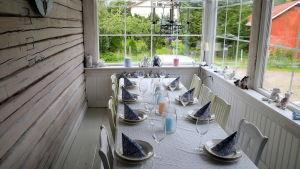 Gammalt hus i Lovisa