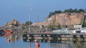 Drottningberg i Hangö