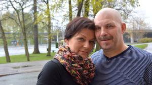 Ulrika och Micke Krantz.