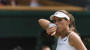 Johanna Konta, Tennis
