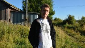 Mikael Nordström är specialplanerare vid Forststyrelsen.