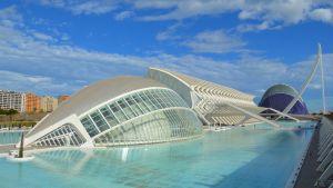 Valencian tiede- ja taidekeskus