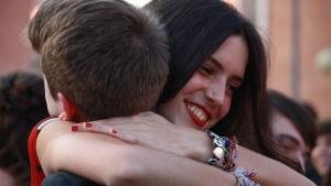 Nuoret halaavat toisiaan
