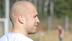 Joakim Jakobsson spelar amerikansk fotboll för Wasa Royals.