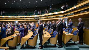 Det nederländska parlamentet