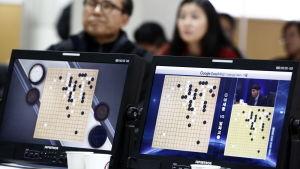 Asiatiska spelet Go.