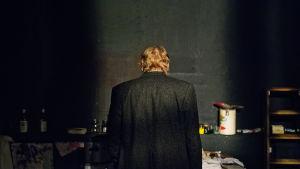 Seppo Pääkkönen som Mark Rothko i Red.