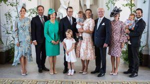Prinsessan Victoria 40 år den 14 juli 2017.