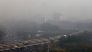 Luftföroreningar i Peking