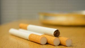 Cigarretter.
