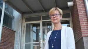 Ströhös rektor Carola-Wiksten Gustafsson.
