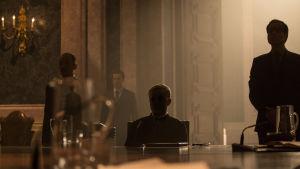 Christoph Waltz som skurken i Spectre.