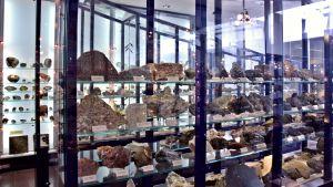 Geologiska muséet.