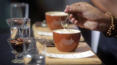 Kaffet blir dyrare
