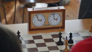 Schackklocka