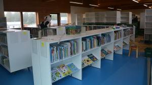 Ingås nya bibliotek.