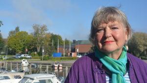 Britta Lindblom, politiker i Ingå.