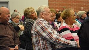 Möte om vårdfrågor i Dalsbruk