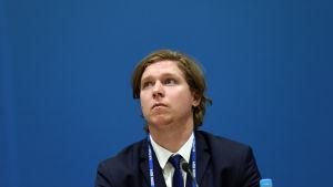 Nicklas Bäckström.
