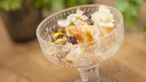 Umm ali, egyptisk dessert