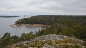 Glasberget, Kimitoön , Konstsamfundets skogar