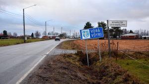 Pensala by i Vörå och Nykarleby.