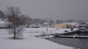 Norra hamnen i Ekenäs