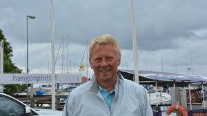 Niklas Rosvall, Östersjö Port