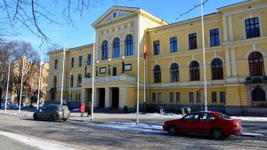 Stadshuset i Vasa.