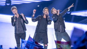 Lighthouse X representerar Danmark i Eurovisionen.