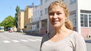 Patientombudsman Meiju Mäkinen.