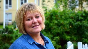 Näringsterapeut Susanna Strandback.
