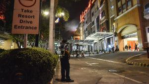 Resort World Manila.