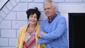 Mona och Felix Björklund.