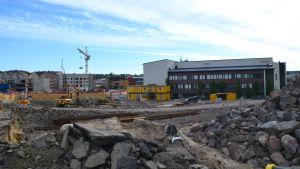 Point college byggs i Borgå.