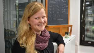 doktorand vid Helsingfors universitet januari 2016