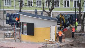 cafe- och kioskbygge på östra åstranden i borgå 31.03.16