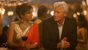 Lillete Dubey, Richard Gere, The Second Best Exotic Marigold Hotel