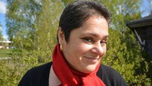Sommarpratare Janette Grönfors