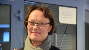 Kristina Wikberg, direktör vid Kommunförbundet