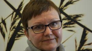 Kimitoöns kommundirektör Anneli Pahta.