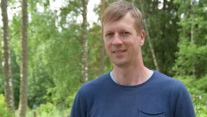 Porträttbild av Juha Laiho.