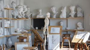 Teckningsavdelningen vid Helsingfors universitet