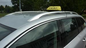 Mats Weknders taxibil