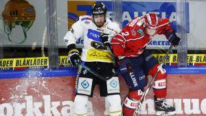 HIFK-Kärpät hockeyligan februari 2015