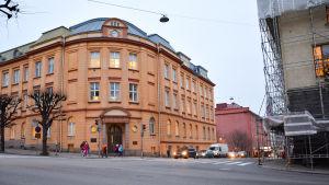 Cygnaeus skola i Åbo.