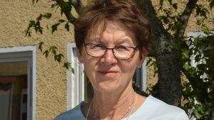 Sjukvårdsområdets direktör och ledande läkare Marianne Gripenberg-Gahmberg.