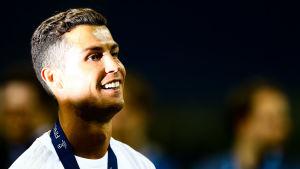 Cristiano Ronaldo, maj 2016.
